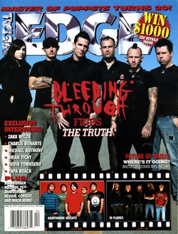 April 2006 Metal Edge Magazine
