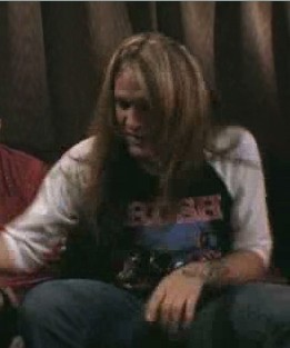 Sebastian Bach with Rush jersey