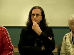 Geddy Lee video cameo