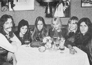 Rush and The Runaways