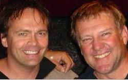 Richard Chycki and Lerxst