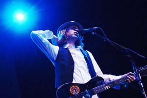 Beck and his 2112 guitar