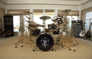Neil Peart R30 Drum Kit
