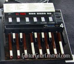 Alex's guitar pedal