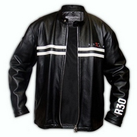 R30 leather jacket