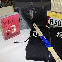 Rush charity package