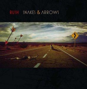 Snakes & Arrows album cover