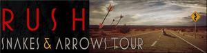 Rush Snakes & Arrows Tour