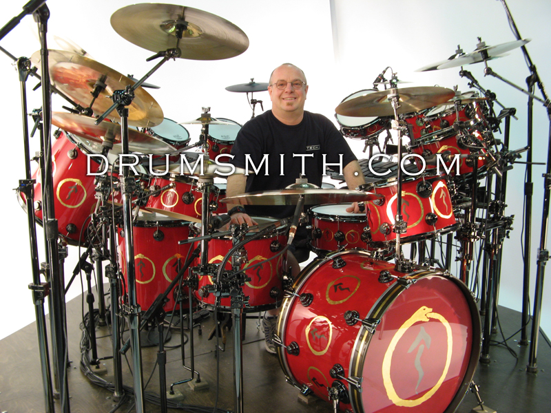 It s a picture of Neil Peart s