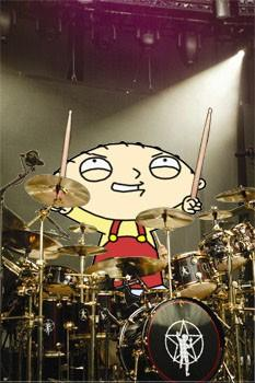 Neil Peart's alter ego