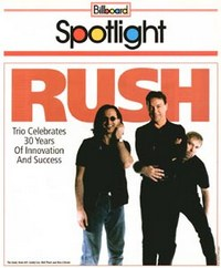 Billboard Spotlight on Rush - 30th Anniversary: May 15th, 2004 -- Volume 116, Number 20