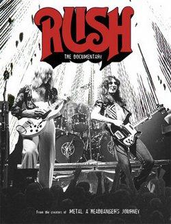 Rush: The Documentary poster