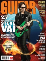 Guitar World March 2009