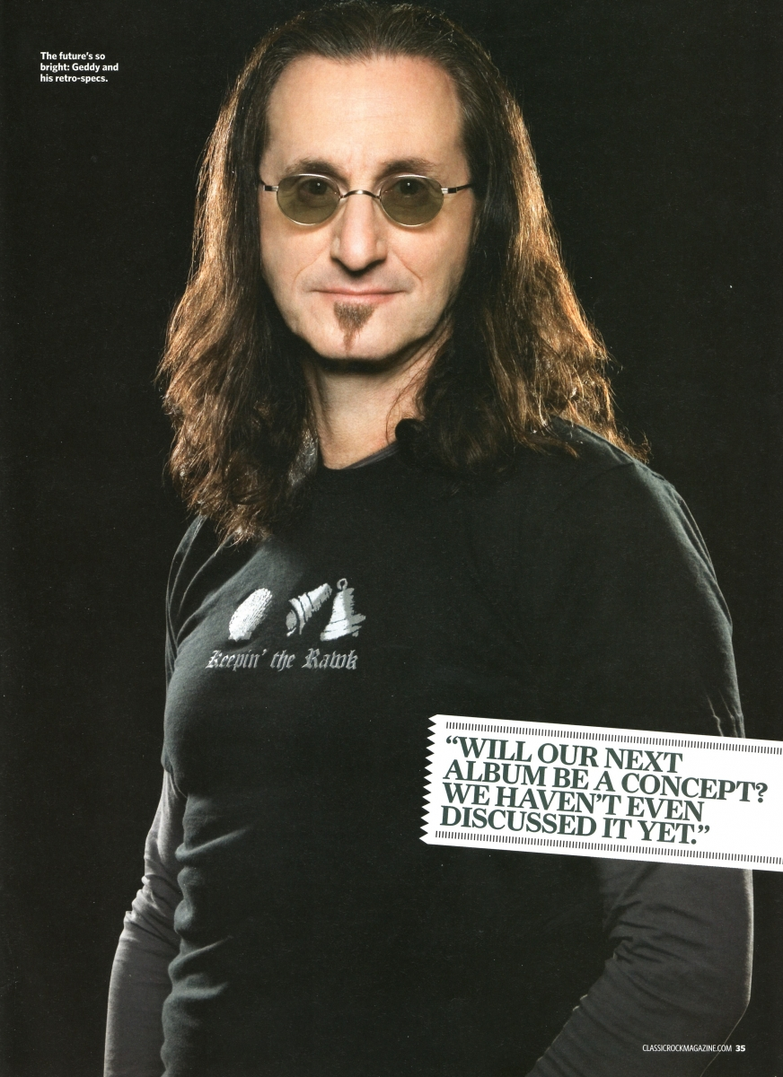 Geddy Lee's Wife http://www.rushisaband.com/display.php?id=1825