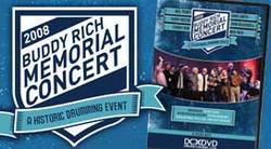 2008 Buddy Rich Memorial Concert DVD
