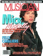Musician April 1985