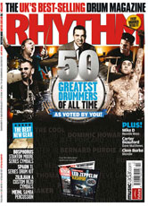 October 2009 Rhythm Magazine