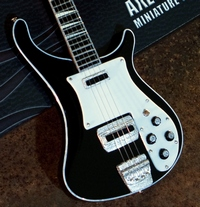 Geddy Lee Rickenbacker 4001 mini replica