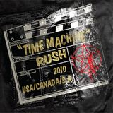 Time Machine Tour Moving Pictures t-shirt back