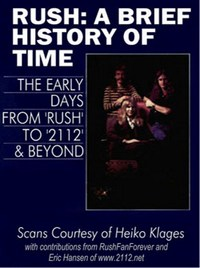 Rush: A Brief History of Time