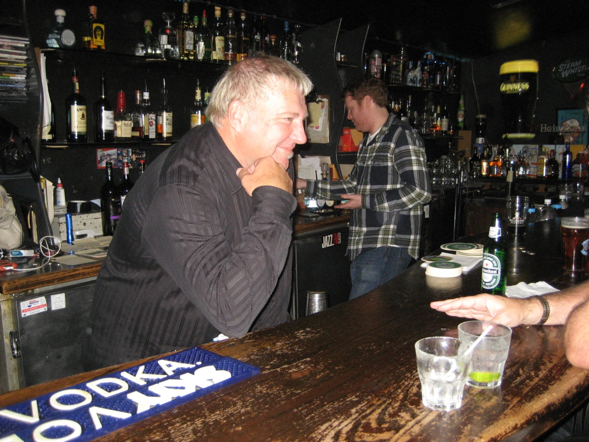 Rush is a Band Blog: Alex Lifeson attends Orbit Room 16th ...