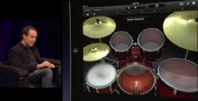 YYZ played at iPad 2 unveiling