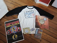 2011 Time Machine Tour VIP ticket package swag