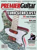 Premier Guitar Magazine, June 2011