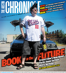 Austin Chronicle: Ernest Cline
