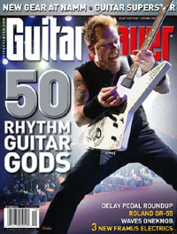 Guitar Player - October, 2011