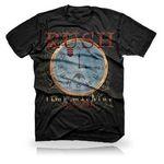 Rush Time Machine tour shirt