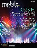 Mobile Production Monthly Rush issue