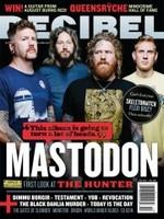 October, 2011 Decibel magazine