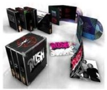 Rush Sector box sets