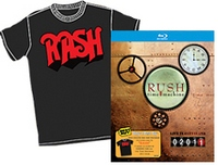 Best Buy exclusive Rush Time Machine offer