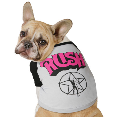 3376d43aa181 Rush is a Band Blog: Rush t-shirt for dogs now available at PetSmart