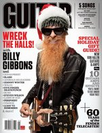 Guitar World - January, 2012