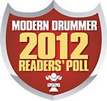 Modern Drummer 2012 Readers' Poll