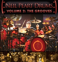 Neil Peart Drums Volume 2: The Grooves