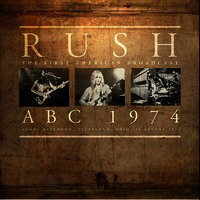 Rush - The First American Broadcast: ABC 1974