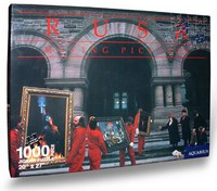 Rush Moving Pictures 1000-piece jigsaw puzzle