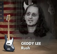 Geddy Lee - Fender
