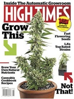 High Times June 2012 - Alex Lifeson
