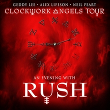 Rush Clockwork Angels 2012 tour