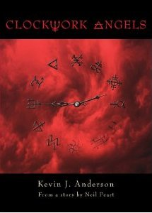 Clockwork Angels book