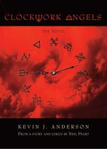 Clockwork Angels novel cover