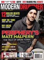 Modern Drummer July 2012