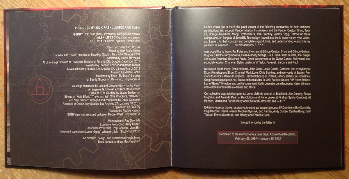 Lyric passage to bangkok lyrics : Rush is a Band Blog: Rush Clockwork Angels liner notes, lyrics now ...