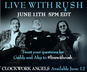 Live with Rush