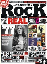 Classic Rock special Jubilee issue